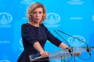 Захарова обвинила Deutsche Welle во лжи