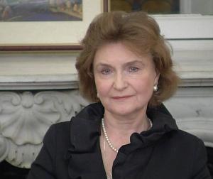 Наталия Нарочницкая награждена орденом Александра Невского