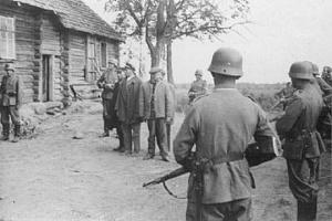 «Осенью 41-го пришли немцы…»