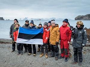 Борьба за Антарктиду